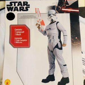 🖤🤍 Stormtrooper boy costume 🤍🖤 Star Wars
